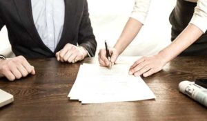Заключение соглашения о разделе совместно нажитого имущества супругов