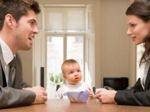Раздел имущества должен производиться с учетом интересов несовершеннолетних детей