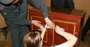 Опись имущества судебными приставами