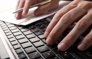 Получение сведений из ЕГРП онлайн