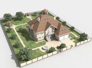 Налогообложение при продаже дома с участком земли