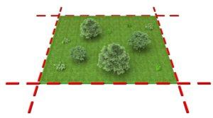 Составление плана земельного участка