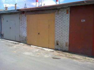 Бокс в гаражно-строительном кооперативе