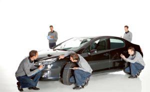 Определение рыночной стоимости автомобиля