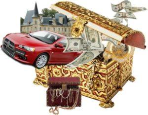 Имущество полученное в наследство является личной собственностью супруга