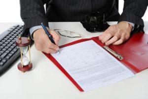 Подготовка искового заявления о разводе в суд