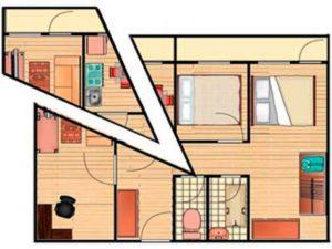 Компенсация за долю в квартире