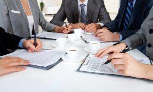 Принятие решения об увеличении уставного капитала на совете директоров фирмы