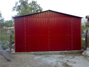 Оформление земли под индивидуальным гаражом