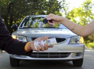 Налог уплачивается при продаже автомобиля находившегося в собственности менее 3 лет