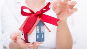 Передача квартиры по договору дарения