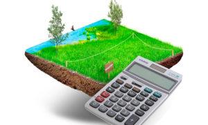 Расчет налогового вычета при продаже земли