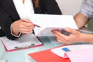 Подготовка документов для регистрации недвижимости