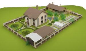 Регистрация построенного частного дома