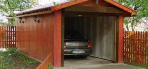 Признание прав на сомовольно возведенный гараж