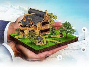 Выкуп участка с построенным домом
