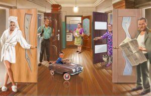Все участники долевой собственности имеют преимущественное право покупки доли в квартире