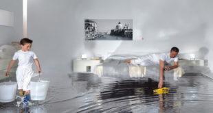 Возмещение ущерба причиненного заливом квартиры