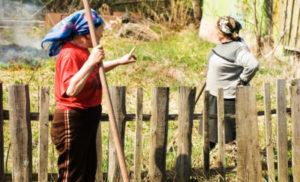 Споры о праве на землю с соседями