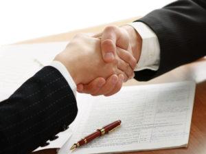 Права на имущество переходят с момента подписания договора