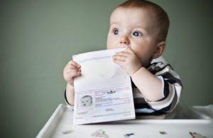 Регистрация несовершеннолетних детей в квартире