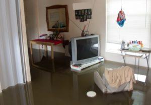 Порядок действий при заливе квартиры