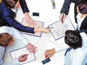 Проведение эксперитизы документов на регистрацию прав на недвижимость