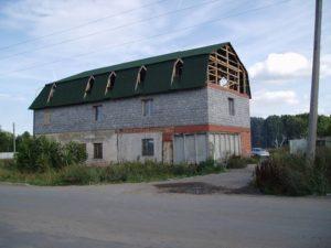 Нарушение градостроительных норм при постройке дома