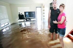 Ущерб от залива квартиры