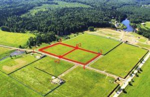 Раздел земельного участка между собственниками