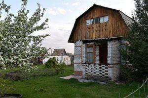 Оформление в собственность дома в садовом товариществе