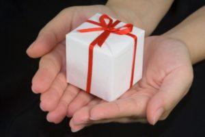 При дарении происходит безвозмездная передача имущества