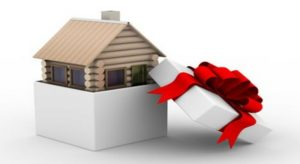 Передача недвижимого имущества в дар