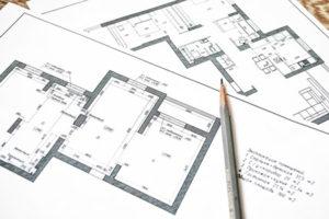 Типовой проект перепланировки квартиры