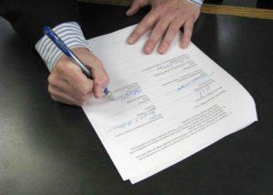 Оформление передаточного акта к договору аренды квартиры