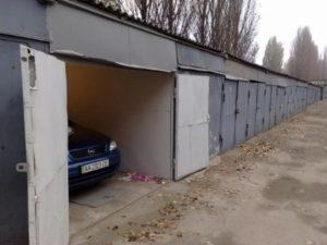 Приватизация земли под боксом в гаражном кооперативе с отдельным въездом