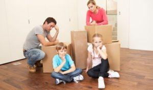 Раздел ипотечной квартиры при разводе супругов