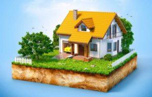 Приватизация индивидуального дома с земельным участком