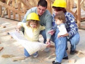 Дотация может быть использована на строительство частного дома