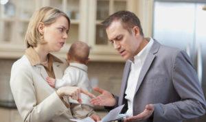 Регистрация жены с ребенком в квартире