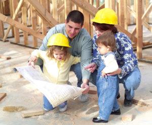 Социальные дотации молодым семьям для строительства дома
