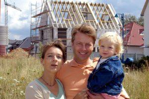Строительство жилья по программе Молодая сепмья