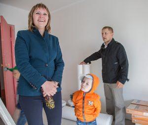 Субсидии молодым семьям на обустройство жилья