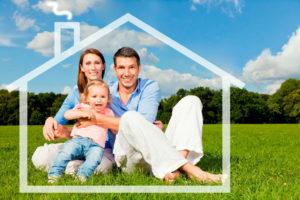 Дотации могут быть использованы на строительство собственного дома