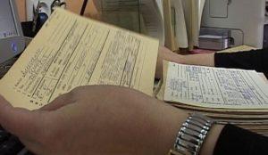 В справке по форме 16 содержится информация о всех зарегистрированных в квартире лицах