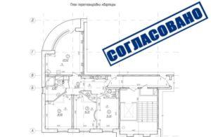 Перепланировка квартиры должна быть согласована в надзорных органах