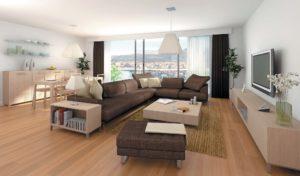 В апартаментах можно оформить временную реистрацию по месту пребывания
