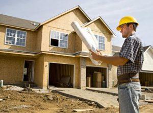 Строительство частного дома подрядчиком