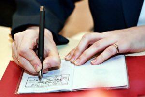 Оформление регистрации в съемной квартире
