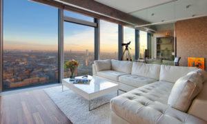 Апартаменты - это помещения для проживания в коммерческих зданиях